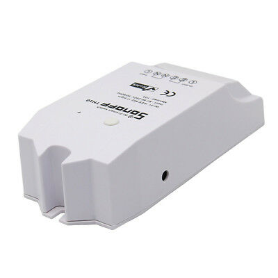 Sonoff TH 10/16A Temperature&Humidity Monitoring WiFi Switch Control Timer WB6