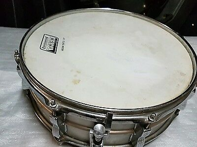 70's LUDWIG ACROLITE SNARE DRUM - made in USA