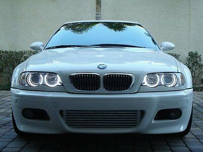 Fits BMW 3 Series E46 Projector incl. M3 CCFL Angel Eye Kit 6000K Lighting Set S