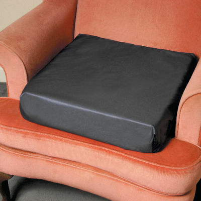 Portable Dining Chair Booster Cushion Elderly Wheelchair Posture Support Foam