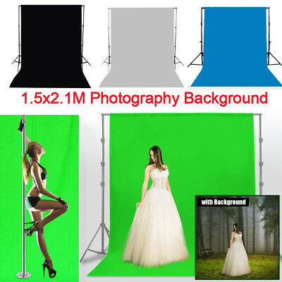 5x7FT Photography Studio Background Pure Color Photography Backdrop Studio Props