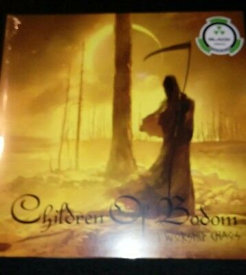 Children of Bodom - I Worship Chaos Vinyl  Metal New