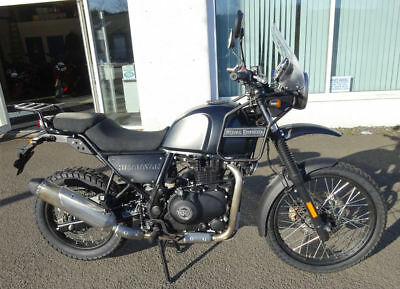 Royal Enfield Himalayan 2018 Now in Stock