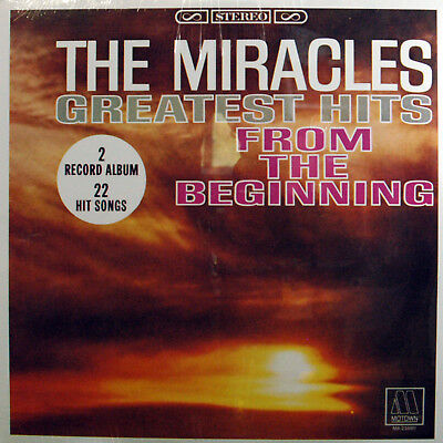 The Miracles - Greatest Hits From The Beginning (2-LP) - Vinyl Soul