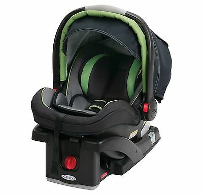Graco SnugRide 35 LX Infant Car Seat with Safety Surround Protection Lucky