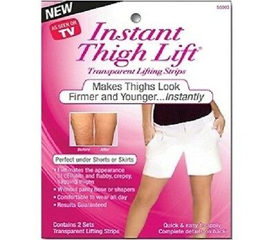 Instant THIGH Lift Tape - Flabby, Cellulite Sagging Thighs Disappear Lifts