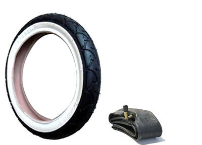 NEW PHIL AND TEDS SPORT 12.5 x 1.75 x 2 1/4 INCH TYRE AND INNER TUBE KIT