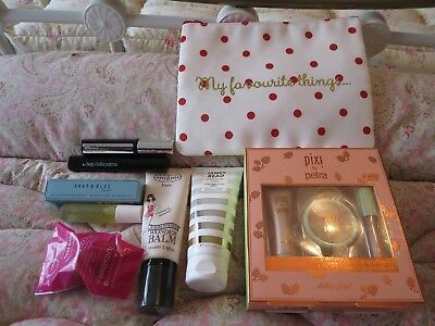 Beauty Bundle James Read Pixi Percy&read Maybelline Shay&blue Balance Me 11 Item