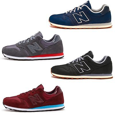 new concept d4729 7c7c7 NEW BALANCE 373 Modern Classics Mesh Retro Trainers ML 373 in All Sizes