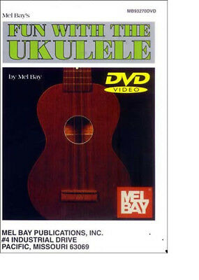 Fun with the Ukulele Songbook mit DVD