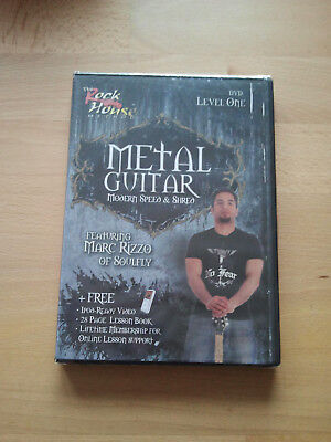 Marc Rizzo of Soulfly – Metal Guitar DVD