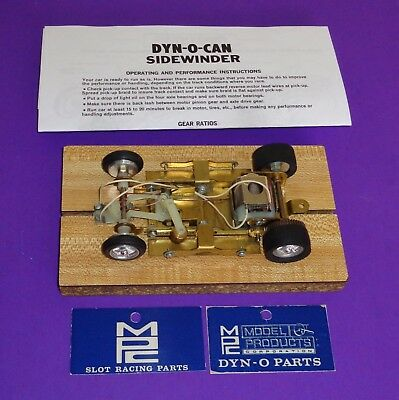 MPC Brass Chassis Kit Assembled