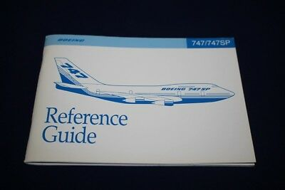 Boeing 747/747SP Reference Guide