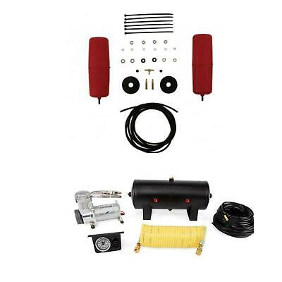 Air Lift Control Air Spring & Single Path Compressor Kit for Mustang Base