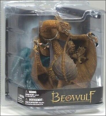 Beowulf DRAGON Action figure McFarlane. Nuovo