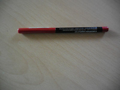 Maybelline Colorshow Shaping Number 90 Lip Liner, Brick Red. Brand New