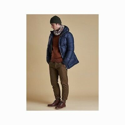 Barbour Heritage Whithorn Down Coat, M