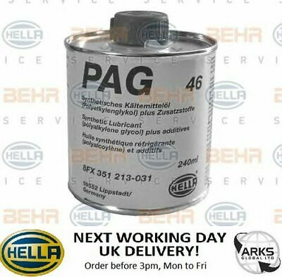 HELLA Oil compressor PAG II - 8FX351213-051 (Next Working Day to UK)