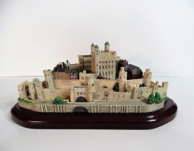 LENOX Tower of London ~ Great Castles of the World Collection 1996 Has One Flaw