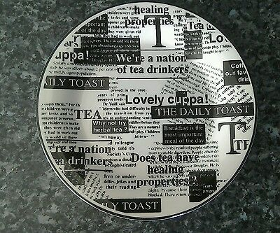 Boots Nick Holland design daily toast small plate