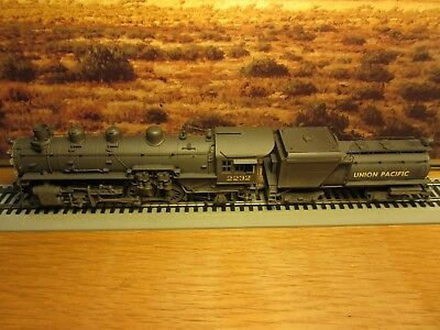 Ho Brass Balboa Union Pacific 2-8-2 Steam Locomotive & Tender #2232