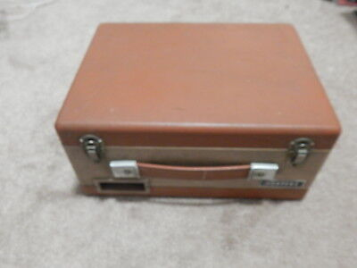 Harper's tape recorder NL-404 Reel to reel for parts not working cassette