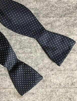 Alan Royce Bowtie, Dapper Yet Whimsical Polka Dots!, Excellent Condition
