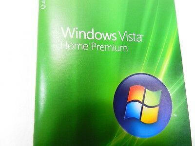 Microsoft Windows Vista Home Premium Serial ONLY