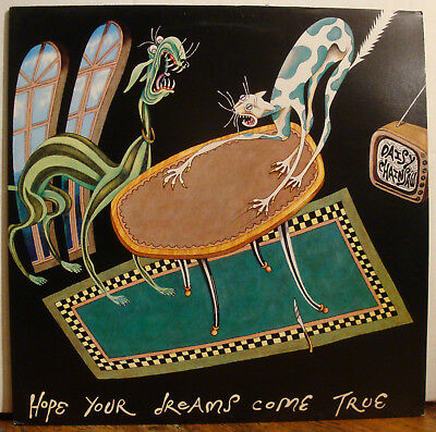 """12"""" DAISY CHAINSAW - Hope Your Dreams Come True  1992"""