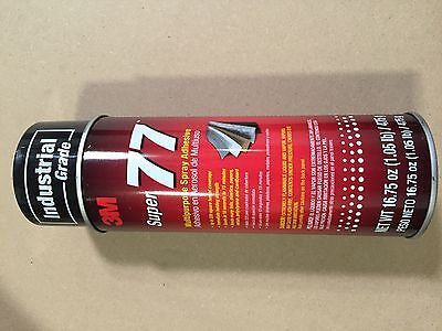 One Can only, of 3M Super 77 Multipurpose Adhesive Spray 16.75 oz. can. One
