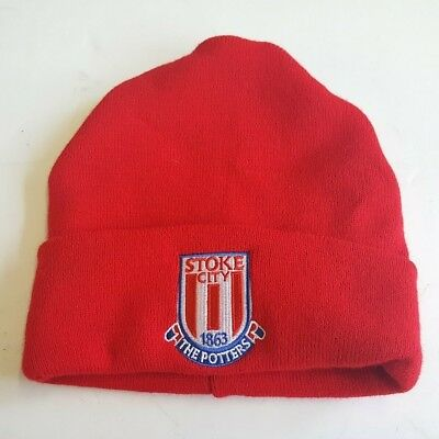 Stoke wooly HAT Beanie hat The Potters