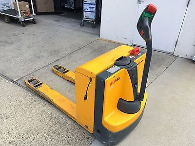 Multiton ELE45 ELE 45 - 4500lbs capacity Electric Pallet Jack truck - Motor Lift