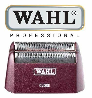 WAHL Shaver/Shaper Replacement CLOSE FOIL SILVER 5 Star Series