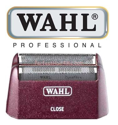 WAHL Shaver/Shaper Replacement CLOSE FOIL SILVER 5 Star Series .