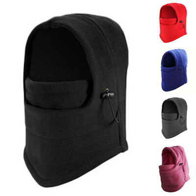 1PC Kids Child Unisex Warm Fleece Motorcycle Ski Outdoor Face Mask Hat 20*30cm