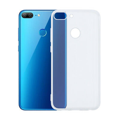 Soft TPU GEL Cover Transparent Silicone Case Protective for Huawei honor 9 lite