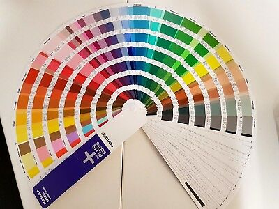 Pantone Farbfächer Formula Guide +  Solid Coated