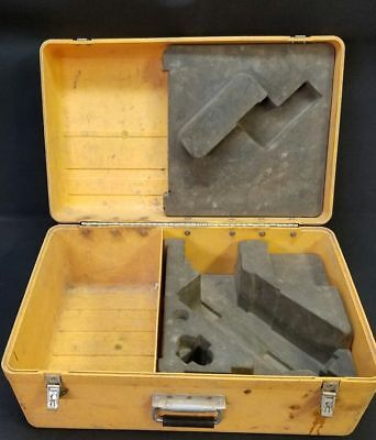 Instrument Case Shell for Spectra Pipe Laser