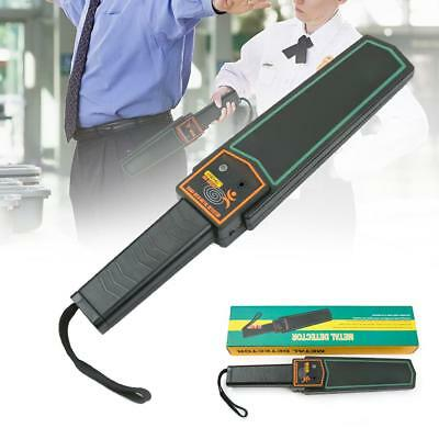 Handheld Metal Detector Portable Security Super Scanner with LED Indicator Tool