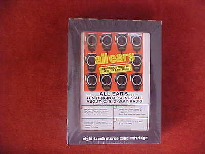 All Ears 8 Track, Ten Original Songs All About C.B. 2-Way Radio, Honey Bee