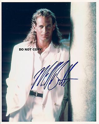 Michael Bolton 8X10 Authentic In Person Signed Autograph Reprint Photo Rp