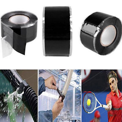 Self Amalgamating Repair Rubber Waterproof Sealing Insulation Pipe Wire Tapes