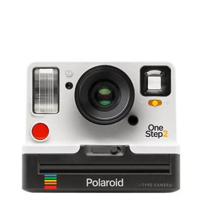 New Polaroid OneStep 2 600 Instant Camera - White