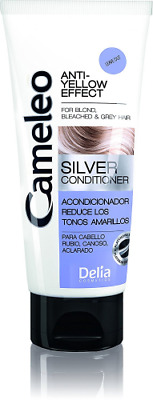 Delia cosmetics Silver conditioner for Bleached and Grey hair
