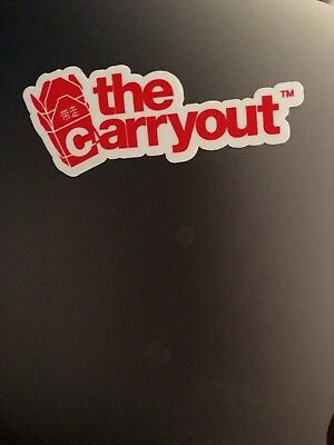 Carryout Stickers