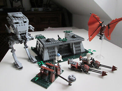 Lego Star Wars 8038 The Battle of Endor + Bauanleitung