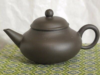 Miniature Chinese Clay Teapot