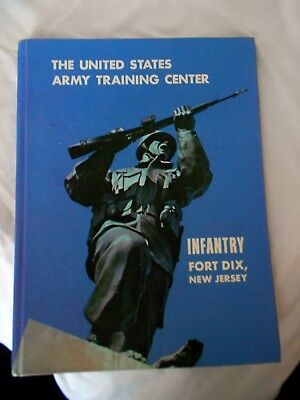 Vintage US Army Training Center Yearbook February 1965 Fort Dix NJ