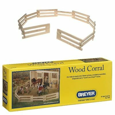 Corral - Collectible Horses by Breyer (7500)