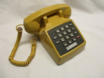 At&t 2500 Ymgp Telephone Western Electric Gold